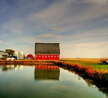 Lone Farm by Larry Trupp