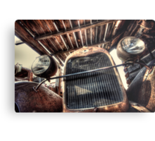 Cabin Cruiser Metal Print