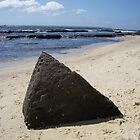 Pyramid Rock - Huskisson NSW  by Donna Huntriss