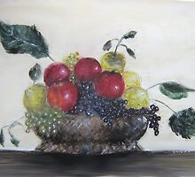 Fruit Basket by Matthew Plant