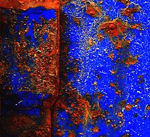 Moroccan Rust I by Damienne Bingham