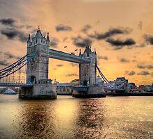 Tower Bridge by Mark  Swindells