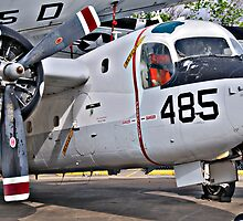 Grumman S2F-1 Tracker by Charles Dobbs Photography