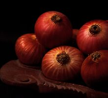 Onions by Prasad