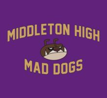 Middleton High Mad Dogs by Christopher Bunye