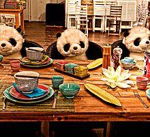 Three Bears Breakfast by Wanda Dumas
