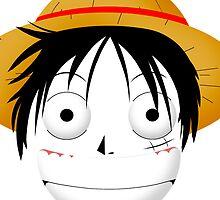 Monkey D. Luffy by Photosmagoria