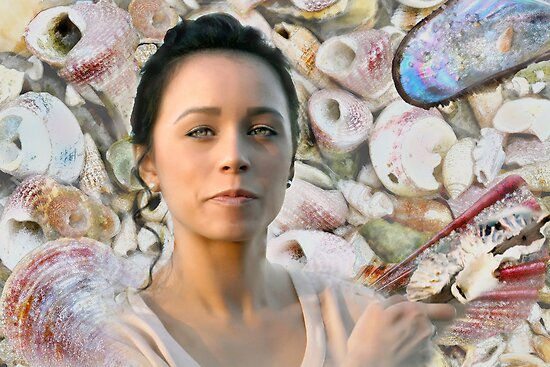 She Sells Sea Shells by Tainia Finlay