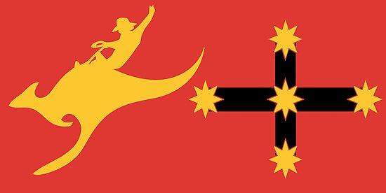 australian new flag designs