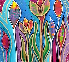 Spring Blossoms by ShellsintheBush