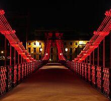 Carlton bridge - Glasgow by Grant Glendinning