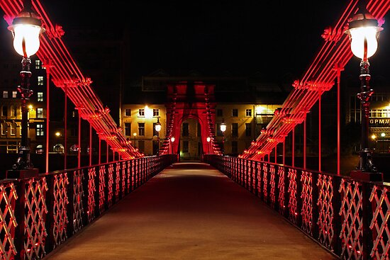 Carlton bridge - Glasgow by Photo Scotland