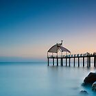 A New Dawn at the Strand Jetty by PhotoByTrace