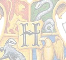 Proud Parent of a Hogwarts Graduate Sticker
