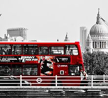 Panoramic London by nigelwatkins
