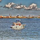 Galveston Bay by venny