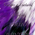 temp banner for PHOTO PAINTERS group.. by linmarie