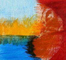 earth. air. fire. water. buddha. by losangmonlam
