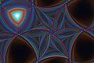 JLazy - Compass Card Mosaic by sstarlightss
