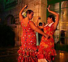 Spanish Rhythm by mariocassar