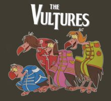 The Vultures (The Beatles / The Jungle Book). by James Hance