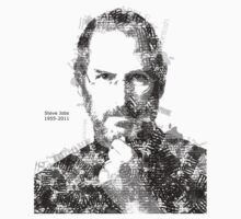 Tribute To Steve Jobs by RenJean