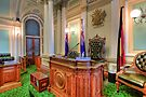 Queensland Parliament Legislative Assembly • Brisbane • Australia by William Bullimore