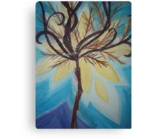 Feathery Tree Canvas Print