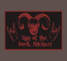 Devil Sign T-Shirt