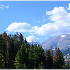 Rocky Mountains by blenny80