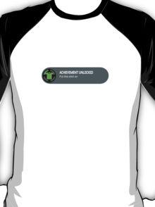 Xbox Achievement Unlocked T-Shirt