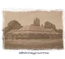 Historic Building Birregurra Victoria Australia by Alison Murphy