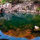 Emma Gorge Pool by Andrew Dickman