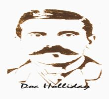 Doc Holliday by Mark Williams