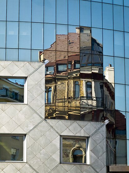 Reflections in Vienna by Robert Kelch, M.D.