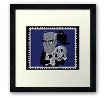 Boris Von Frankenstein Framed Print
