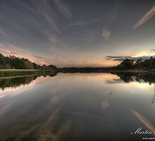 The Perfect Mirror by Martin Finlayson