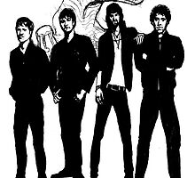 Kasabian - Velociraptor by Wingspan91089
