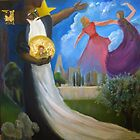 The dream of Christ by AgnesZirini