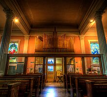 St. Mary's Catholic Church - Pipes by Yhun Suarez