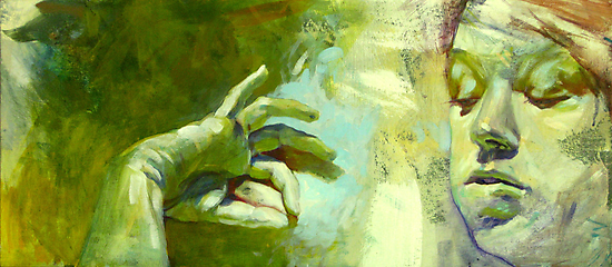 Caress by Katarzyna Wolodkiewicz