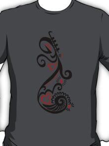 Musical Motif T-Shirt