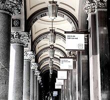 Sydney GPO by Maria  Moro