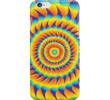 Sharky Rainbow Rings iPhone Case/Skin
