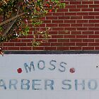 Moss Barber Shop by Cynthia48