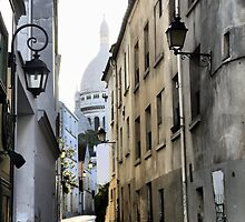 Montmartre Cobblestones by cullodenmist