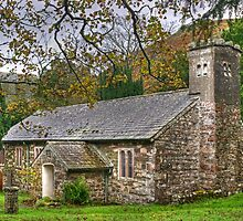 The Church Of St John's In The Vale by Jamie  Green