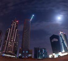 Executive Skyline by Sebastian Opitz