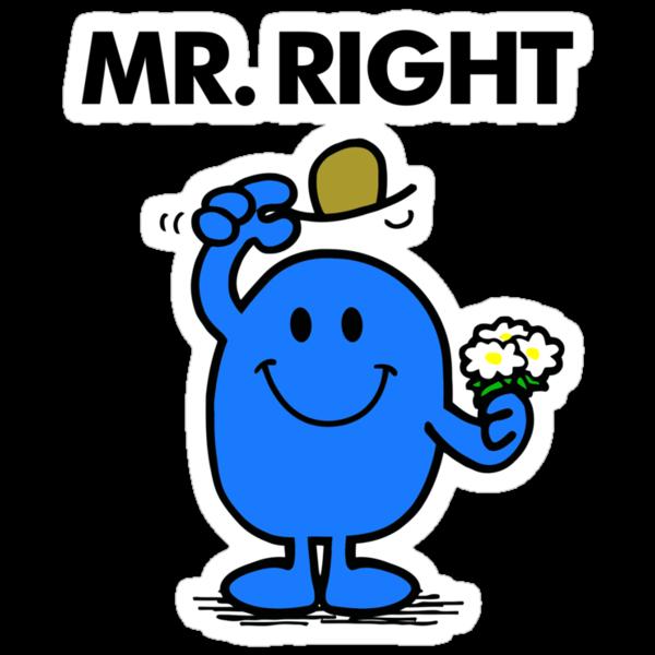 Mr Right Man