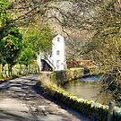 Down the Lane in Patterdale.. by Lilian Marshall